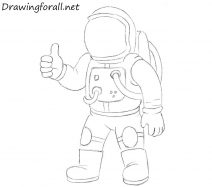 how to draw an astronaut how to draw an astronaut and lots of other things too an to draw how astronaut