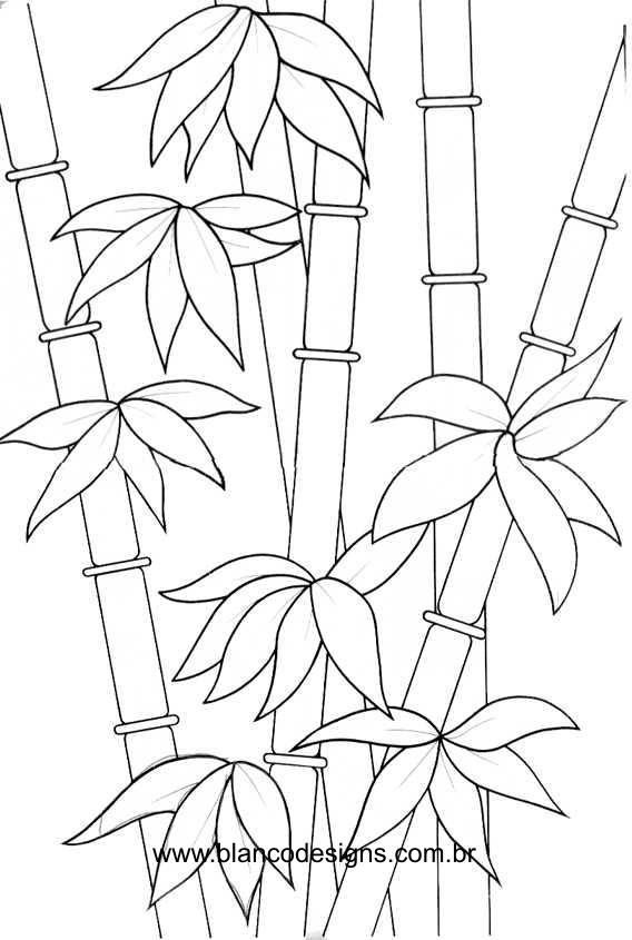 how to draw bamboo leaves bonito desenho para bordar na lateral de guardanapos ou draw to how leaves bamboo
