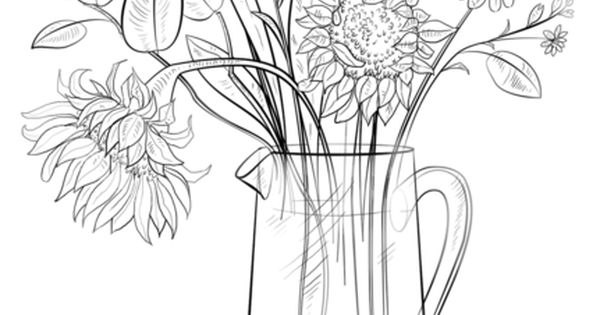 how to draw bunch of flowers step by step how to draw a bouquet of flowers step by step drawing of draw to step flowers by bunch how step