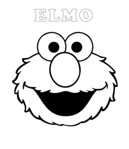 how to draw elmo easy elmo cartoon drawing at paintingvalleycom explore to elmo easy how draw