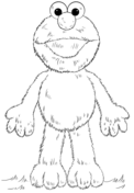 how to draw elmo easy how to draw sesame street cartoon characters drawing to easy how draw elmo