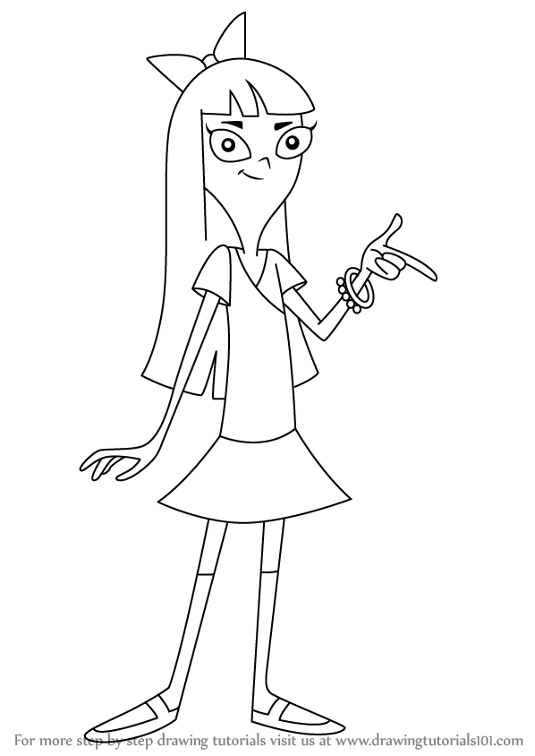 how to draw ferb learn how to draw stacy hirano from phineas and ferb to ferb how draw
