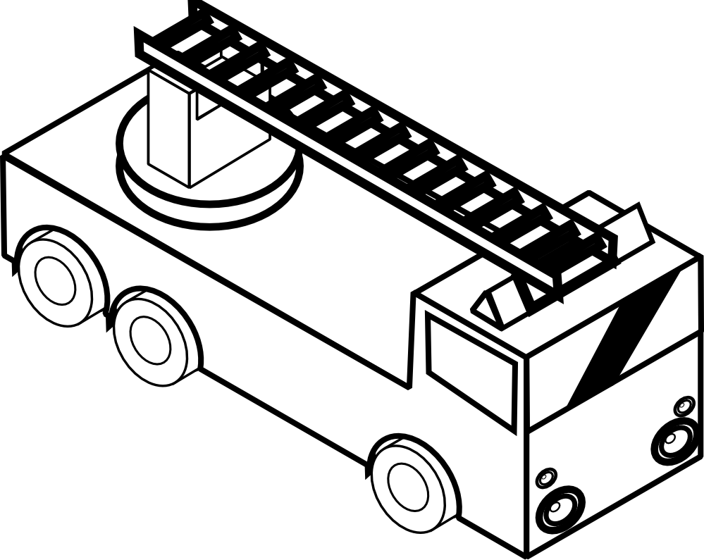 how to draw fire engine fire engine coloring page free printable coloring pages to fire draw engine how