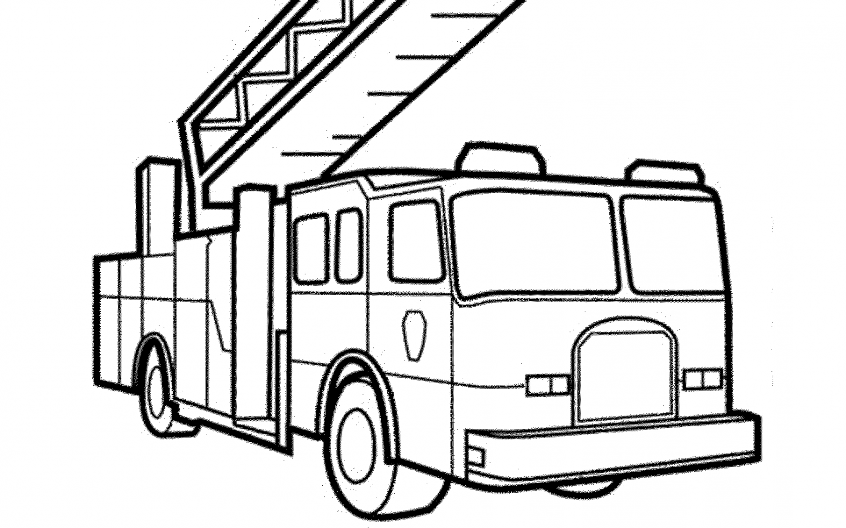 how to draw fire engine fire truck drawing for kids at getdrawings free download to how draw engine fire