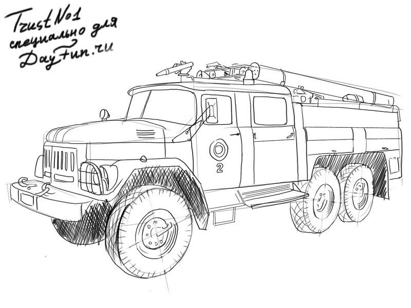 how to draw fire engine how to draw a fire engine step by step arcmelcom draw how fire engine to