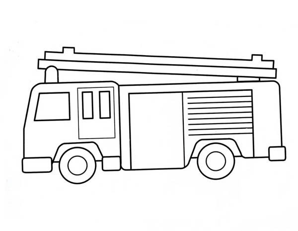 how to draw fire engine how to draw a fire truck coloring page coloring sky to fire draw engine how