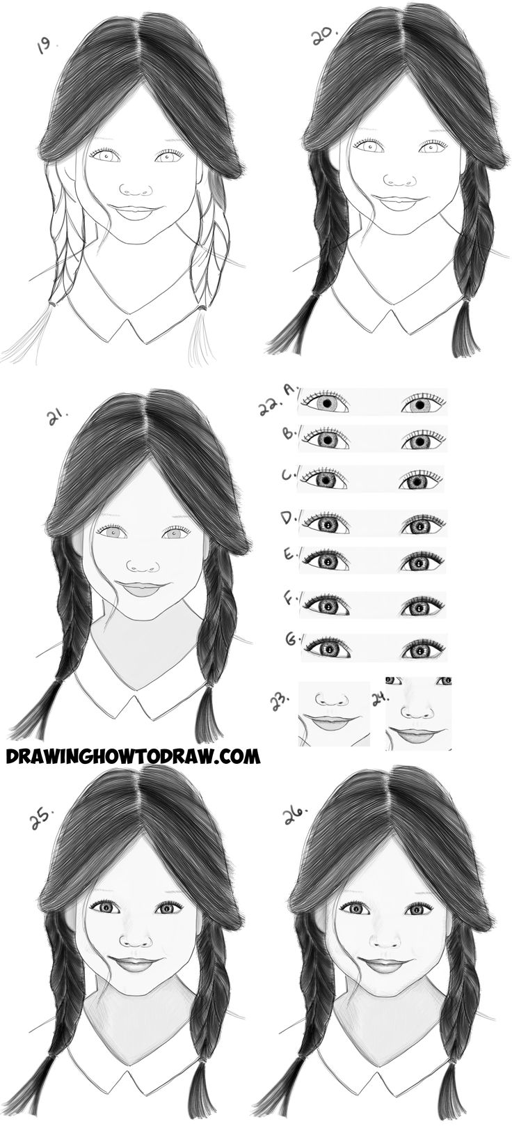 how to draw girls best hd cute chibi girl drawings easy vector drawing girls how to draw