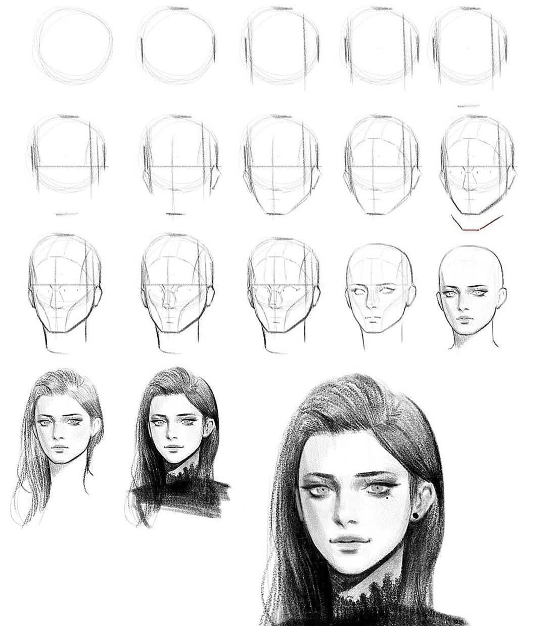 how to draw girls how to draw a girl step by step tutorials and pictures how girls to draw