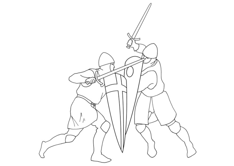 how to draw knights fighting battle clipart sword fight battle sword fight transparent how to draw knights fighting