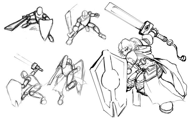 how to draw knights fighting how to draw a knight step by step tutorial in 2020 fighting knights how to draw
