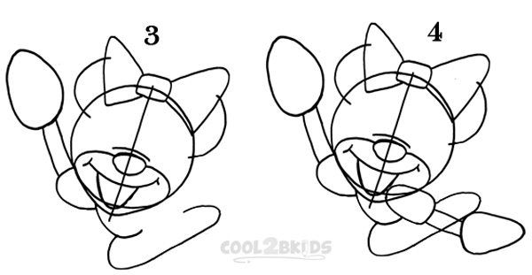 how to draw minnie mouse step by step learn how to draw minnie mouse face from mickey mouse by how to step mouse step minnie draw
