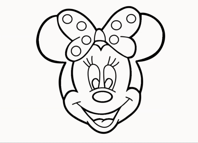how to draw minnie mouse step by step minnie disney minniemouse mouse cartoon mouse draw by minnie step step to how