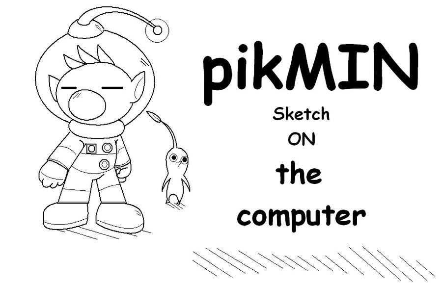 how to draw pikmin the pikmin 3 cast by bombkirby on deviantart draw how to pikmin