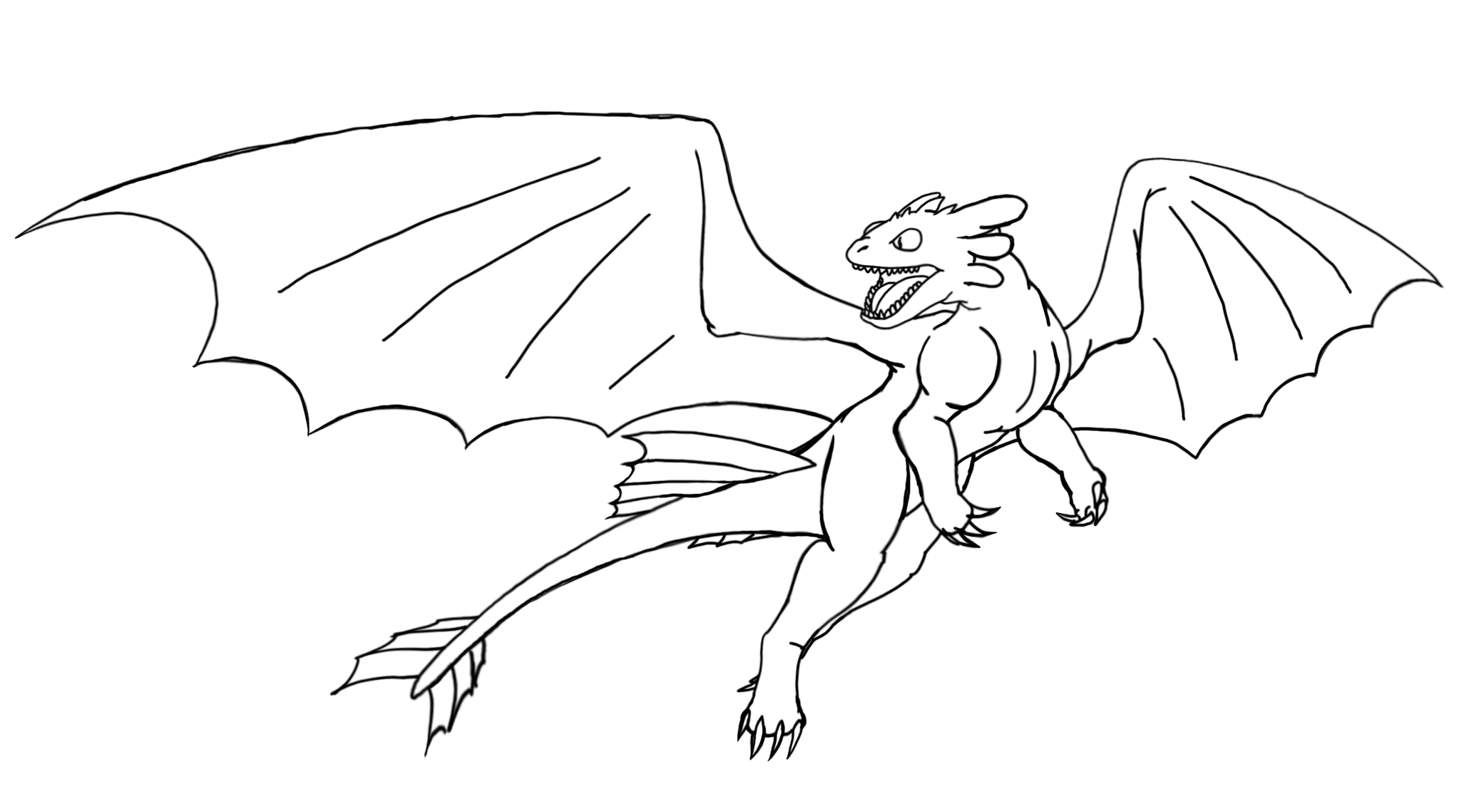 how to draw toothless dragon dragon toothless drawing dragon toothless drawings in 2020 dragon toothless draw how to