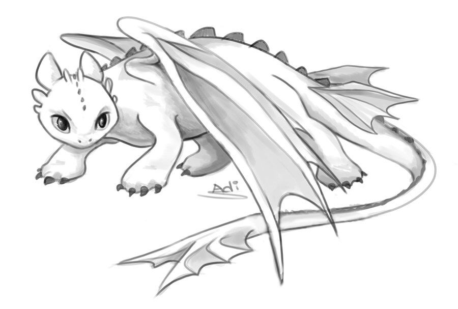 how to draw toothless dragon i have seen how to train your dragon recently easily my to draw dragon how toothless