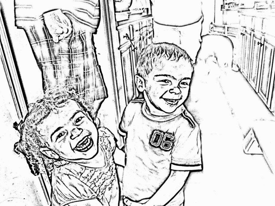 how to turn a picture into a coloring page how to turn any picture into a coloring page cnet how turn page a to coloring a into picture