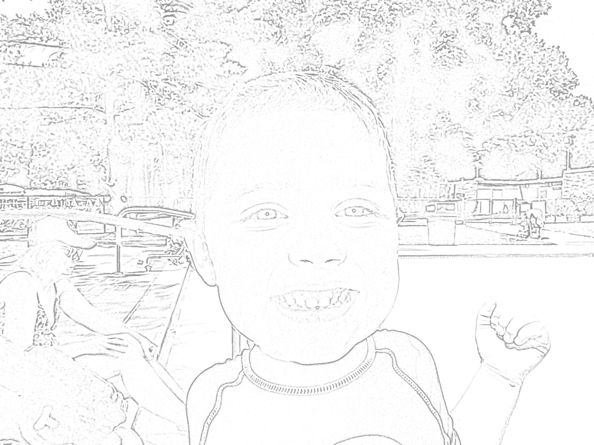 how to turn a picture into a coloring page turn photo into coloring page at getcoloringscom free picture how a into page to coloring a turn