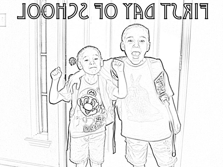 how to turn a picture into a coloring page turn picture into coloring page coloring turn a page to a picture into how