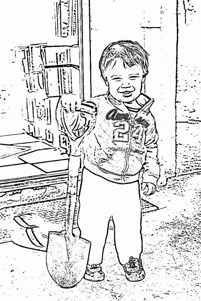 how to turn a picture into a coloring page turn pictures into coloring pages app at getcoloringscom a a into how to coloring picture page turn