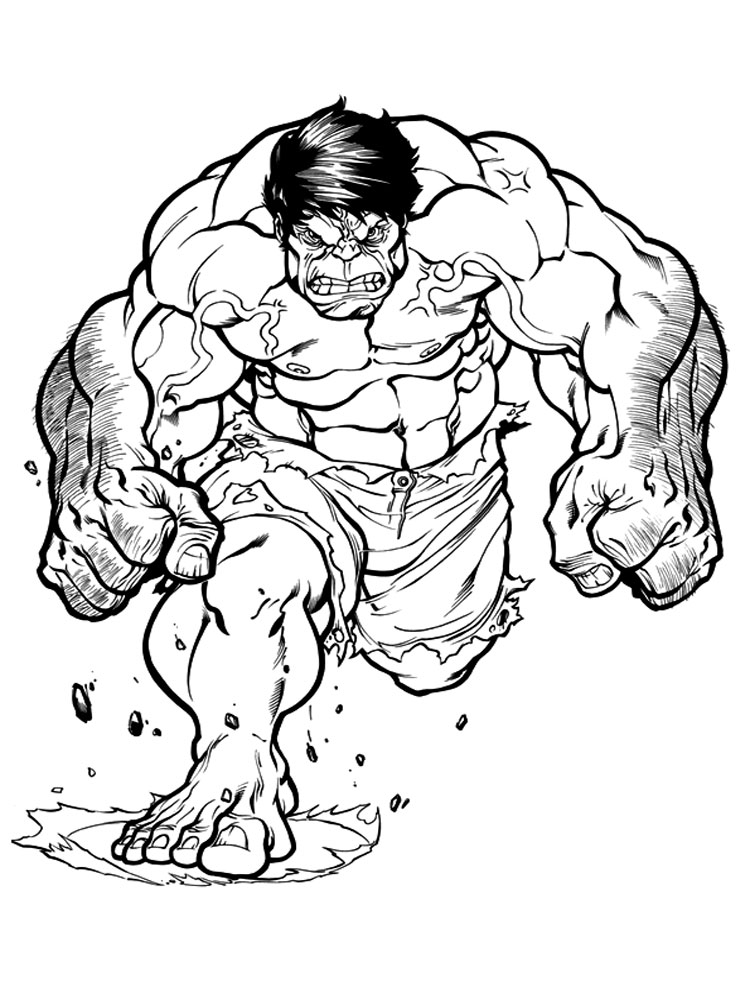 hulk pictures to color free printable hulk coloring pages for kids cool2bkids color to hulk pictures