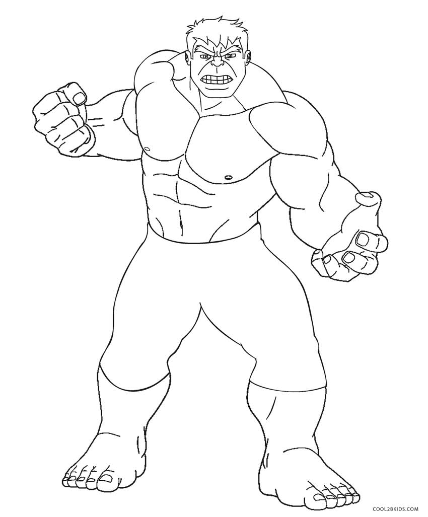hulk pictures to color free printable hulk coloring pages for kids to pictures hulk color
