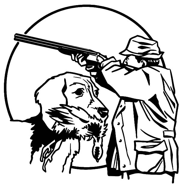 hunting coloring sheets printable hunting coloring pages for kids cool2bkids hunting coloring sheets