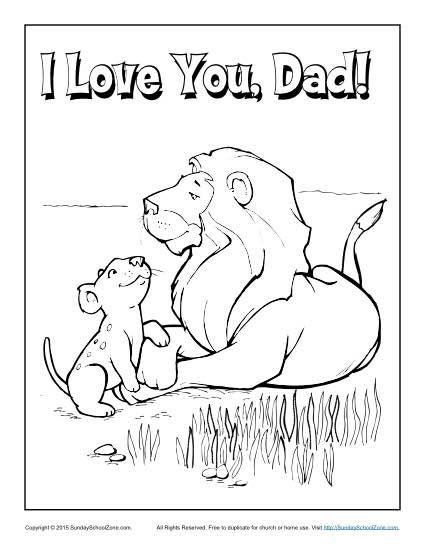 i love my dad coloring pages i love you dad coloring page fathers day coloring page love my pages coloring dad i