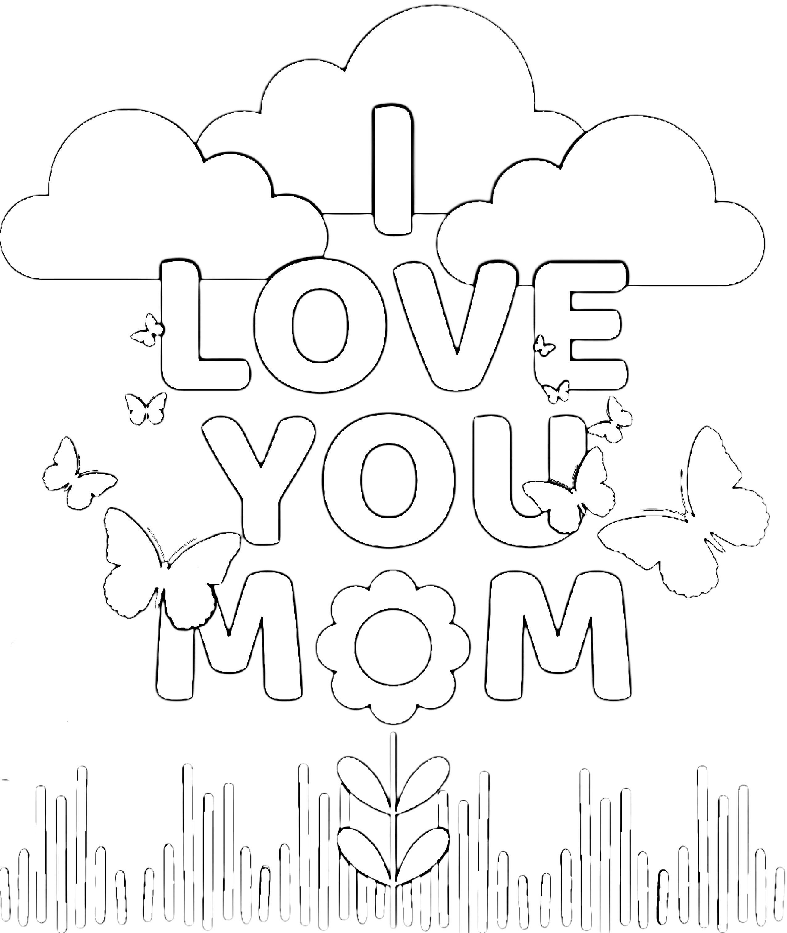 i love my mommy coloring pages i love my mom coloring pages getcoloringpagesorg love coloring pages i mommy my