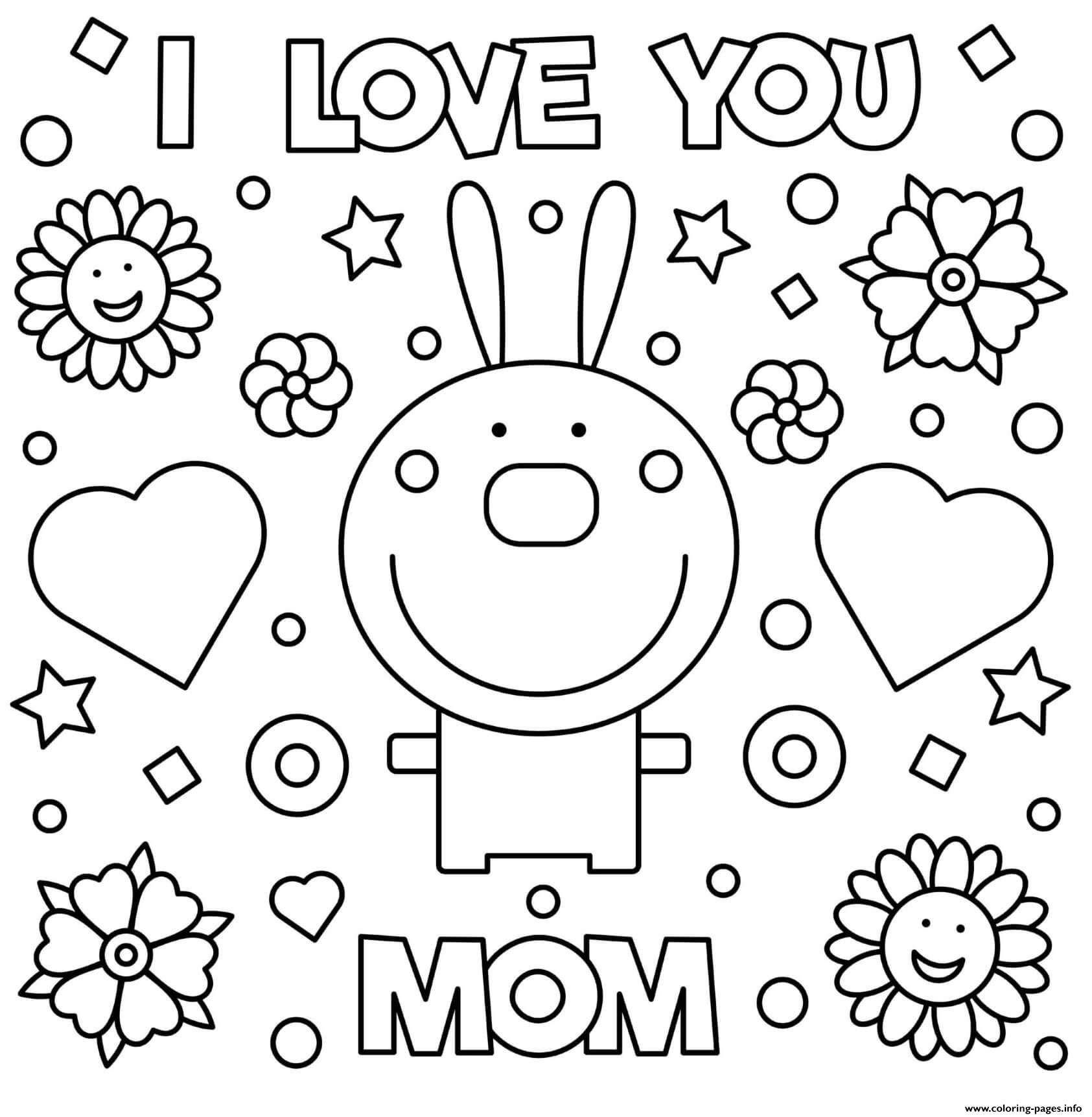 i love my mommy coloring pages i love you coloring pages love you mommy coloring pages my pages i love coloring mommy