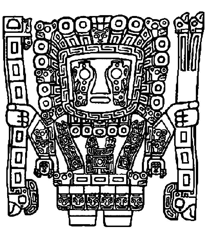 inca coloring pages inca drawing at getdrawings free download pages inca coloring