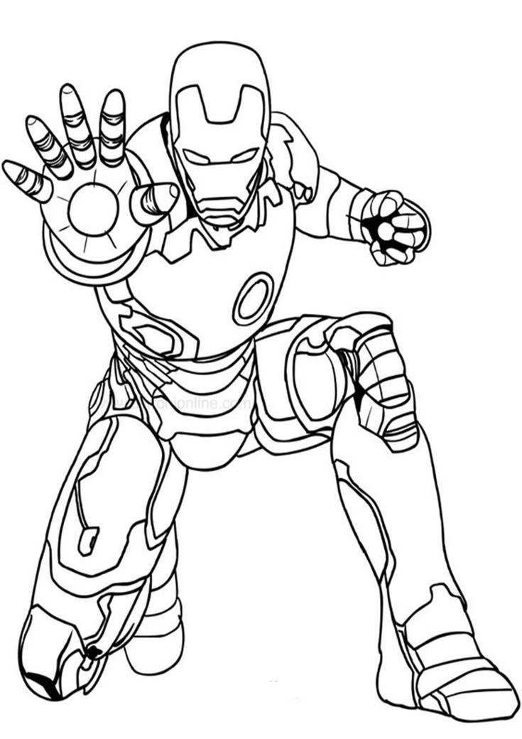 iron man coloring pictures iron man coloring pages for kids printable free coloing coloring iron man pictures