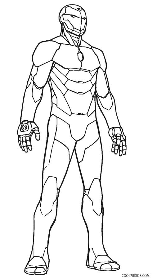iron man printable images free printable iron man coloring pages for kids man images iron printable