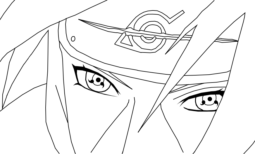 itachi coloring pages itachi uchiha lineart by alexpetrow on deviantart itachi coloring pages