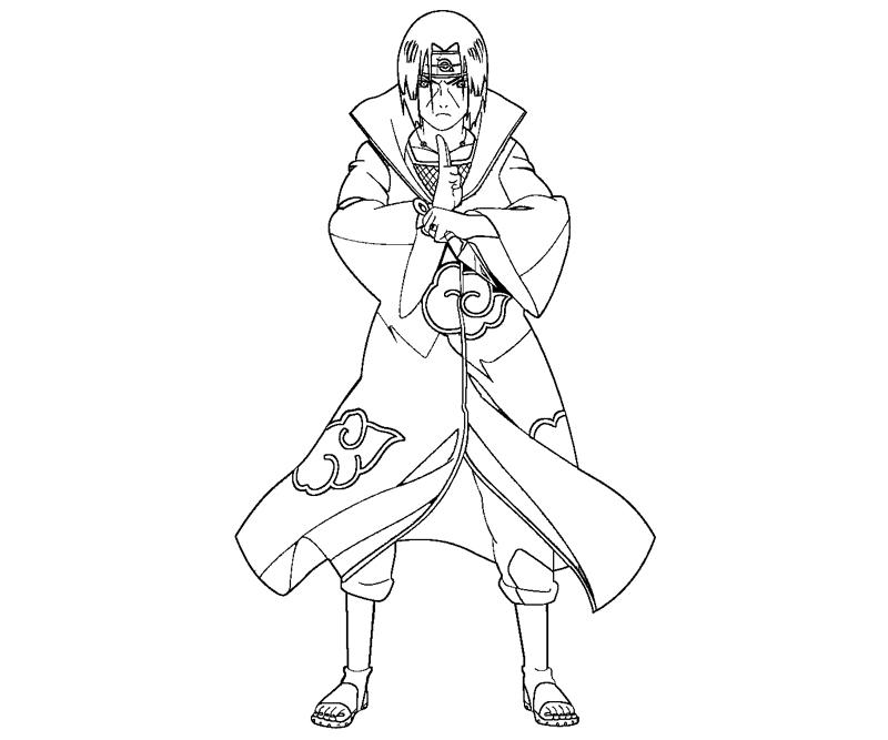 itachi coloring pages new coloring itachi uchiha coloring pages kids coloring pages itachi coloring