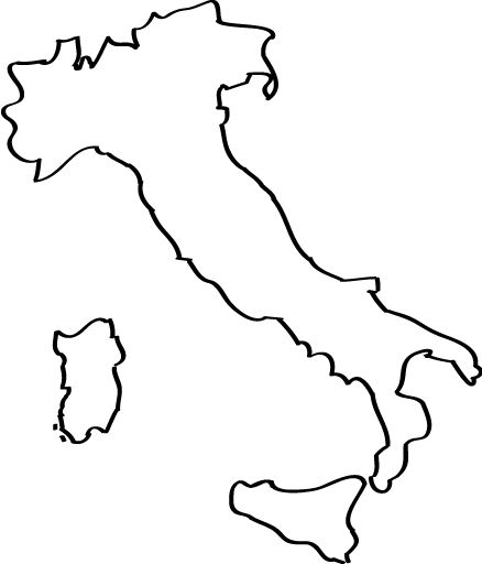 italian flag outline dessin italie how to draw italy 6 steps with pictures flag italian outline