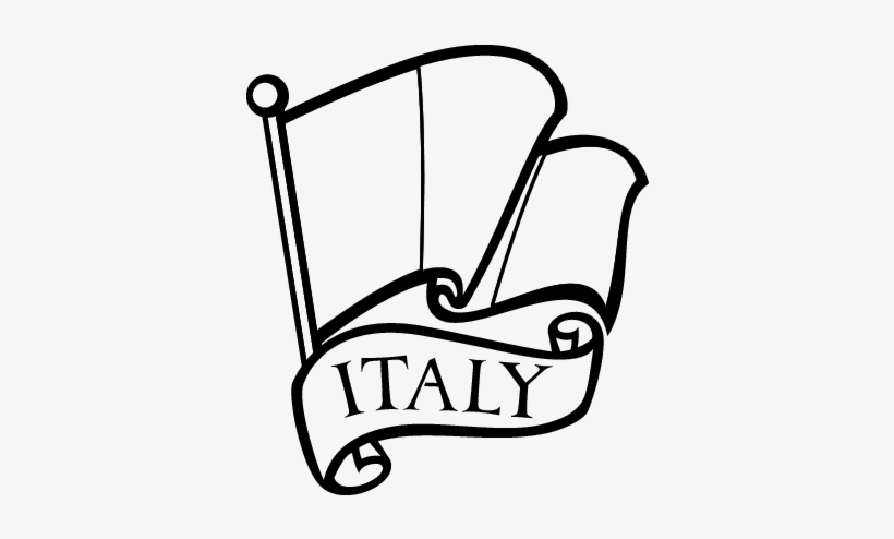 italian flag outline italian flag drawing free download on clipartmag italian outline flag