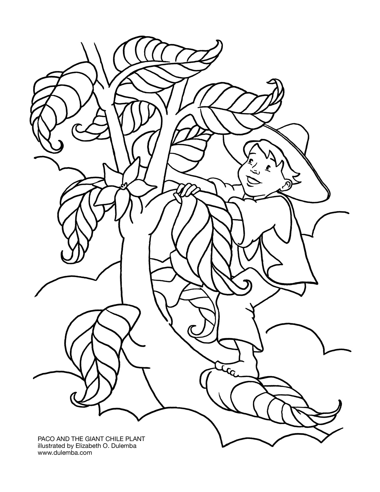 jack and the beanstalk colouring pictures jack beanstalk coloring pages jack the colouring beanstalk pictures and
