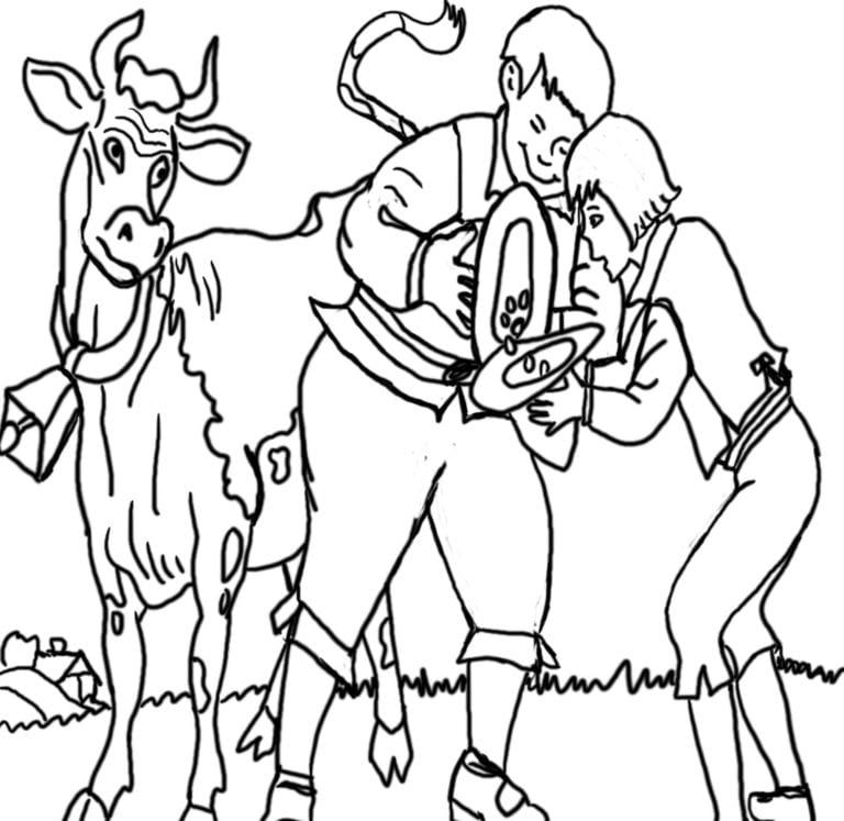jack and the beanstalk colouring pictures jack beanstalk coloring pages pictures beanstalk jack colouring the and