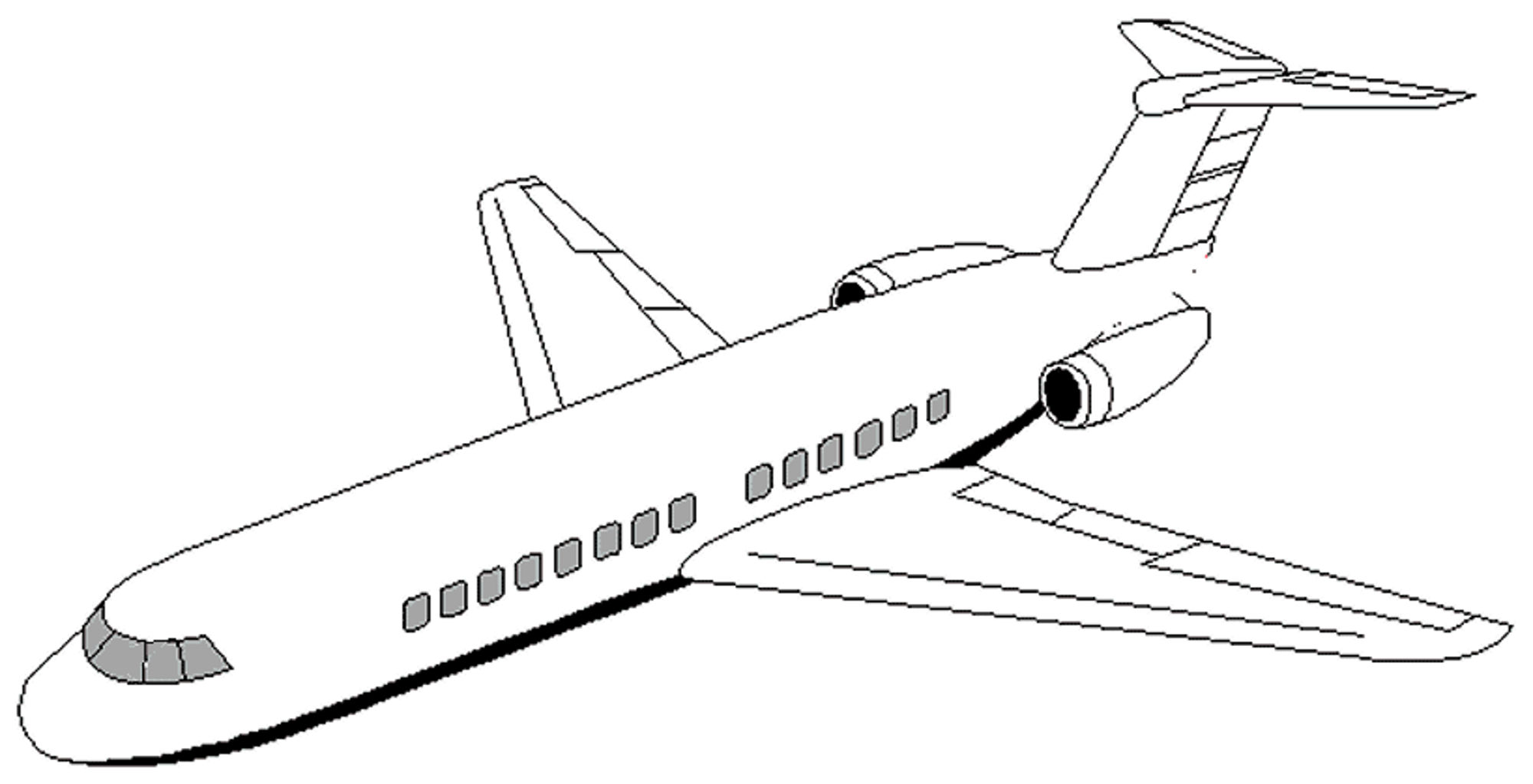 jet coloring images 10 free airplane coloring pages for kids coloring images jet