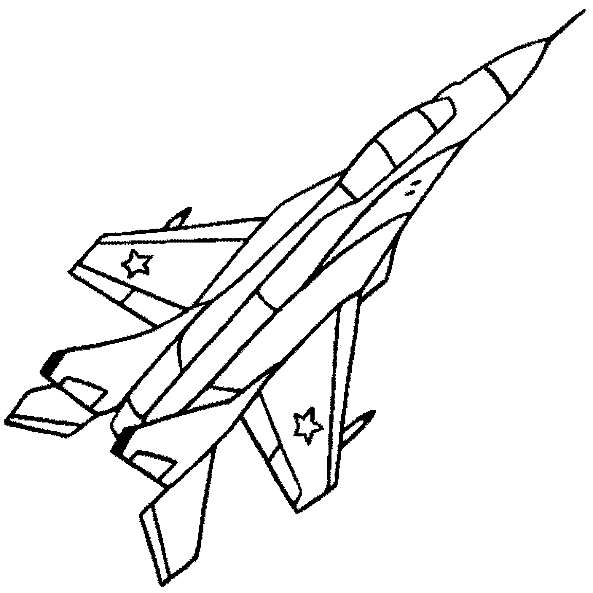 jet coloring images free printable airplane coloring pages for kids cool2bkids jet images coloring