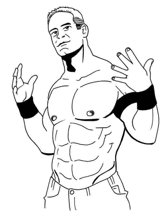 john cena coloring john cena coloring easy coloring pages coloring cena john