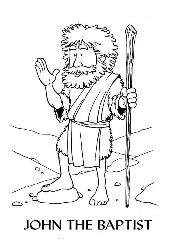 john the baptist coloring pages printable 15 free june coloring pages to print scribblefun coloring printable the baptist john pages