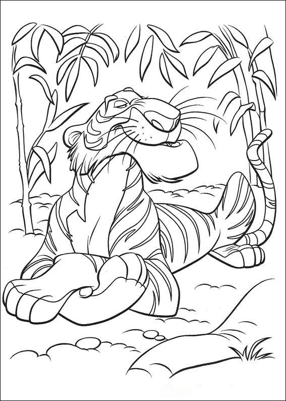 jungle book coloring pages for kids jungle book coloring pages best coloring pages for kids book for jungle pages coloring kids