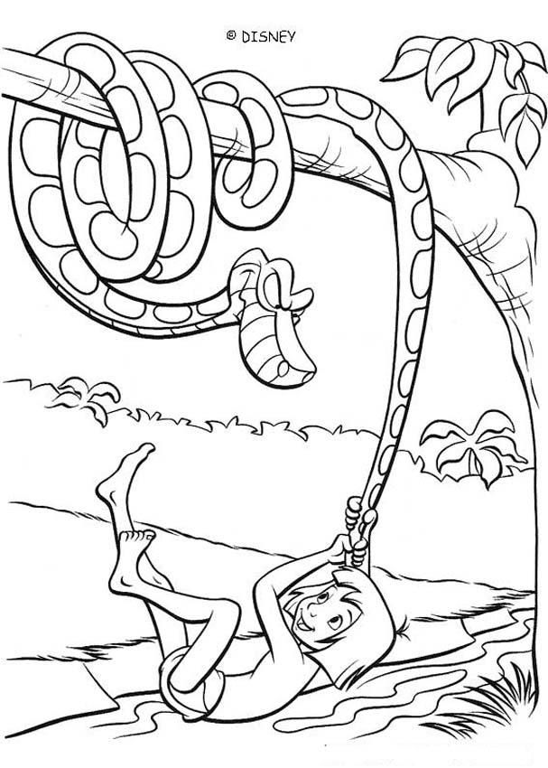 jungle book coloring pages for kids the jungle book 35 printable find the differences pages kids book jungle for coloring