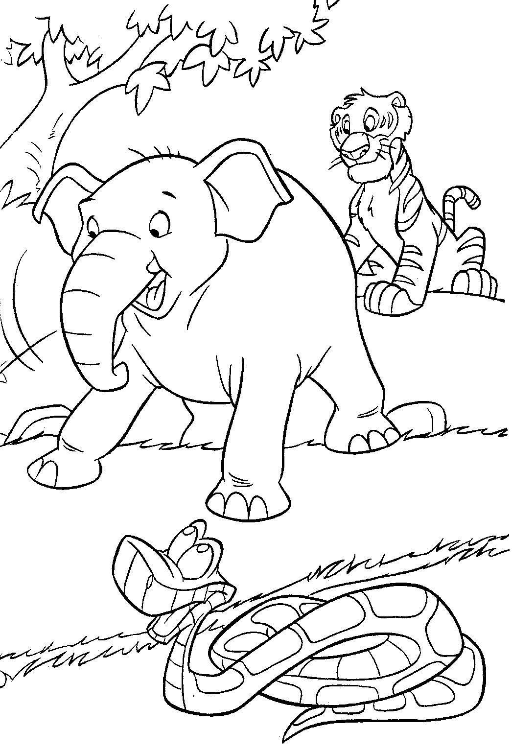 jungle book coloring pages for kids the jungle book coloring pages for kids printable free jungle coloring pages for book kids