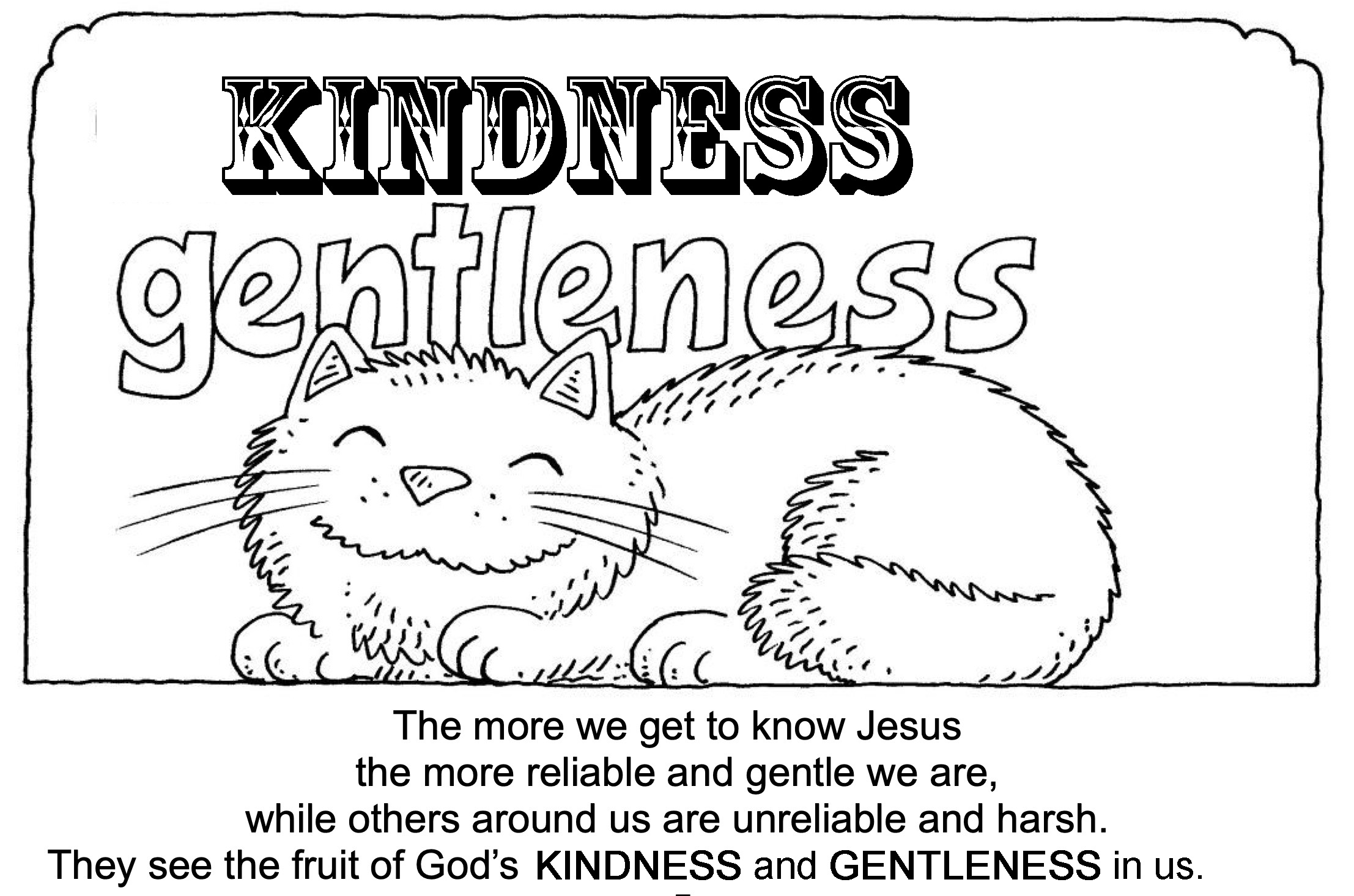 kindness bible coloring pages kindness coloring pages free coloring pages coloring kindness coloring bible pages