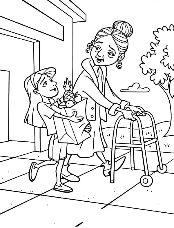 kindness bible coloring pages kindness coloring pages free printable for kids fruit bible kindness coloring pages