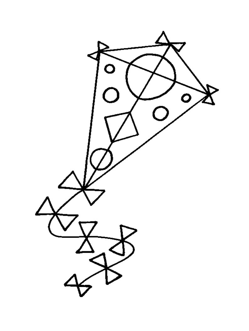 kite for coloring free printable kite coloring pages for kids for kite coloring