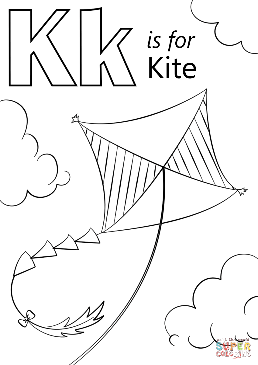 kite for coloring happy kites simple coloring page for boys and girls for coloring kite