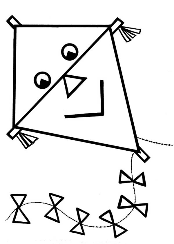 kite for coloring kite coloring pages to download and print for free for kite coloring